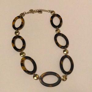 Ralph Lauren Tortoise Shell Necklace